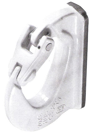 KL Cranes and Lifting Equipment : Excavator Weld-On Hooks